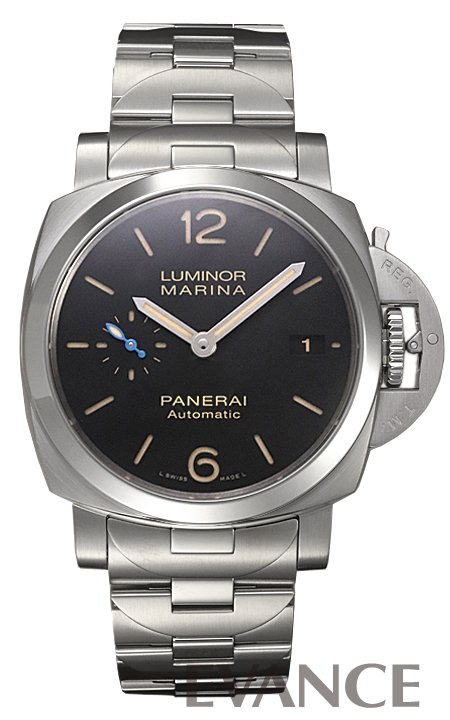 パネライ ルミノールマリーナ1950 3デイズ PAM00722 ブラック メンズ PANERAI 【新品】【腕時計】