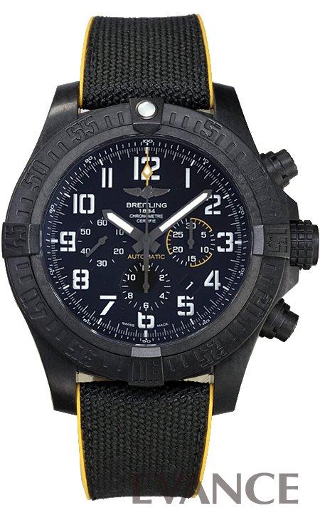 ブライトリング アベンジャー ハリケーン 12H X114B29ARX ブラック メンズ BREITLING 【新品】【腕時計】