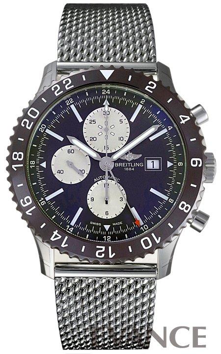 ブライトリング クロノライナー Y241Q21OCA ブロンズ メンズ BREITLING 【新品】【腕時計】