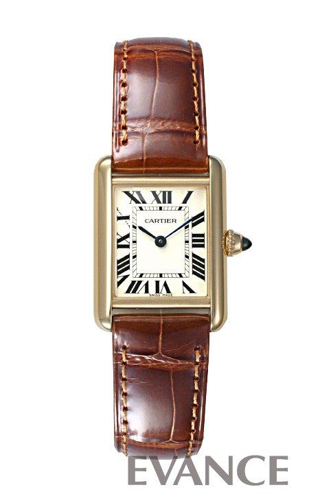 カルティエ タンク ルイ カルティエ SM W1529856 CARTIER 【新品】【腕時計】 エバンス