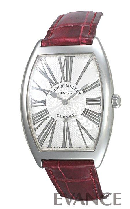 フランクミュラー トノーカーベックス スリム 7880SS6RELRA FRANCK MULLER 【新品】【腕時計】