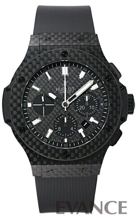 ウブロ ビッグバン オールカーボン 301.QX.1724.RX ブラックカーボンエフェクト メンズ HUBLOT 【新品】【腕時計】