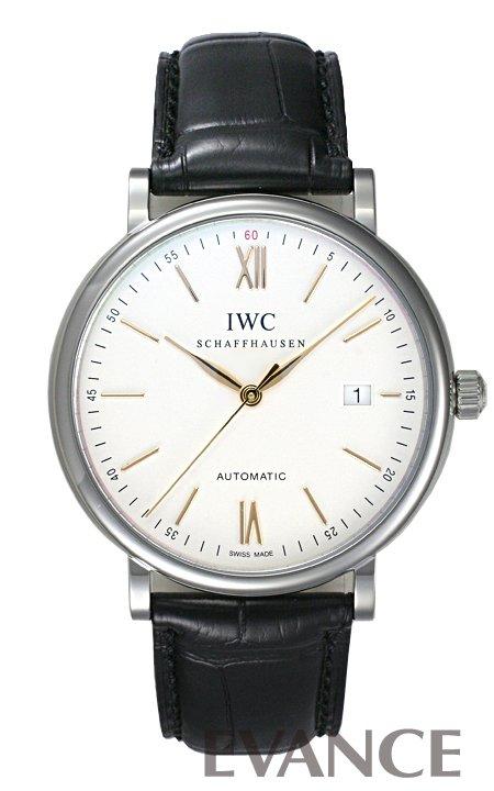 IWC ポートフィノ オートマティック IW356517 シルバー メンズ 【新品】【腕時計】