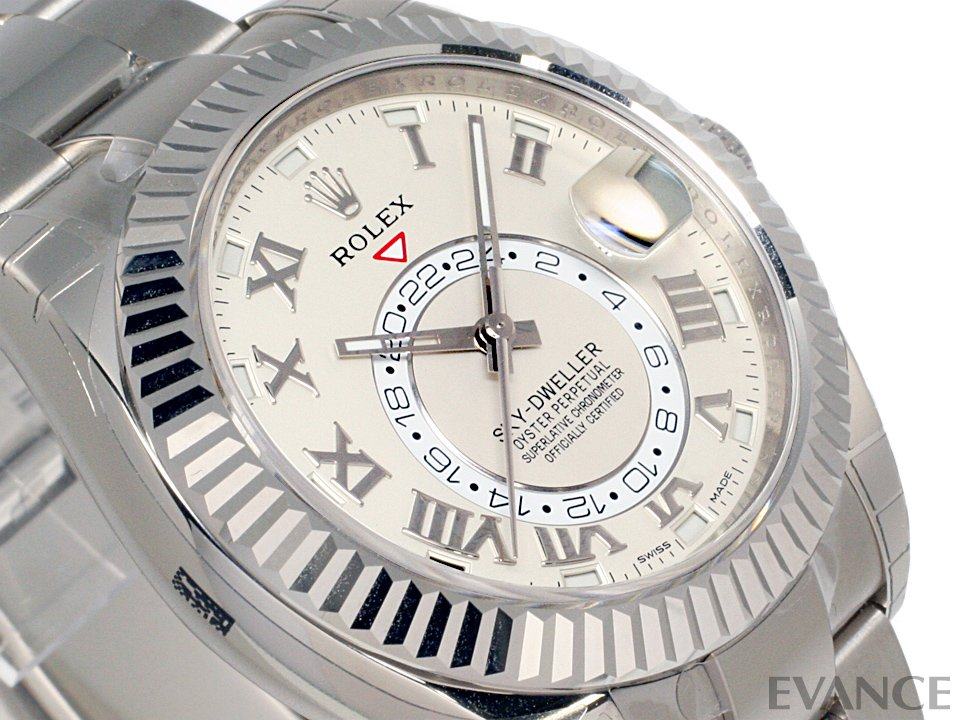 Rolex dweller 326939 ivory Rome
