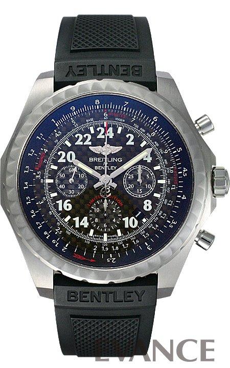 ブライトリング ベントレー リミテッドエディション 24H AB022022/BC84(アウトレット) ブラックカーボン メンズ BREITLING 【新品】【腕時計】 時計 エバンス 父の日 プレゼント ギフト