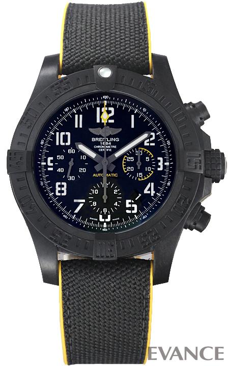 ブライトリング アベンジャー ハリケーン 12H X112B31ARX ブラック メンズ BREITLING 【新品】【腕時計】