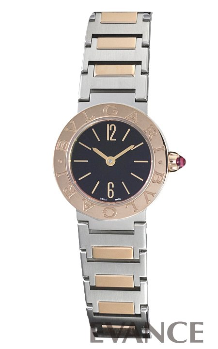 ブルガリ ブルガリブルガリ BBL23BSPGD ブラック レディース BVLGARI 【新品】【腕時計】