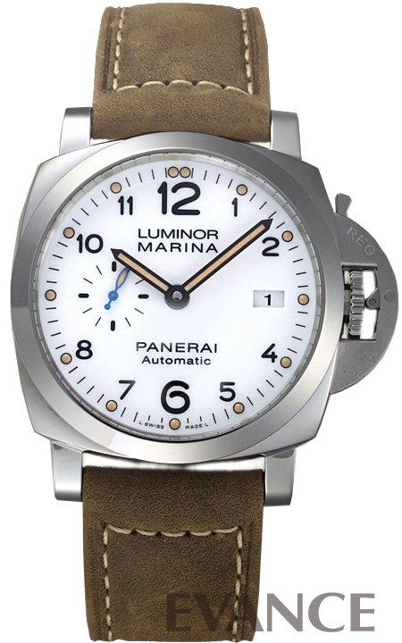 パネライ ルミノール マリーナ 1950 3デイズ PAM01499 ホワイト メンズ PANERAI 【新品】【腕時計】