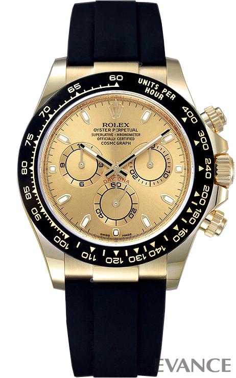 ロレックス デイトナ 116518LN シャンパン メンズ ROLEX 【新品】【腕時計】
