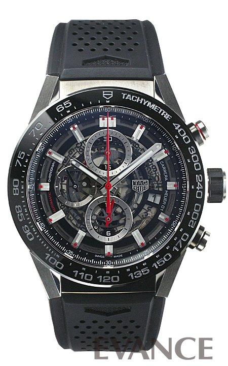 タグ・ホイヤー カレラ キャリバーホイヤー01 CAR2A1Z.FT6044 TAG HEUER 【新品】【腕時計】