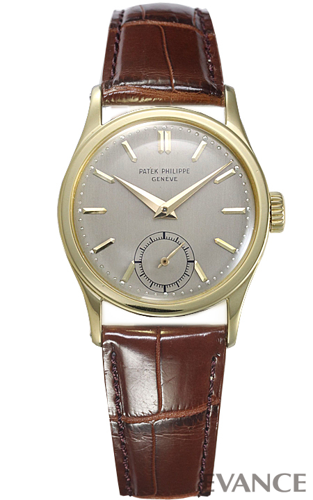 パテック・フィリップ カラトラバ 96 シルバー メンズ PATEK PHILIPPE 【アンティーク】【腕時計】