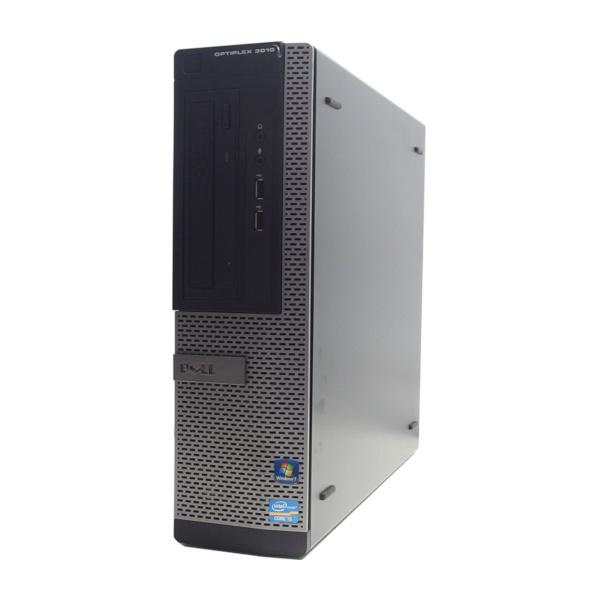 中古 パソコン ★ DELL OptiPlex 3010DT デスクトップ 高性能 4コア WPS Office付き Windows10 Home 【Core i5-3470/4GB/500GB/MULTI】