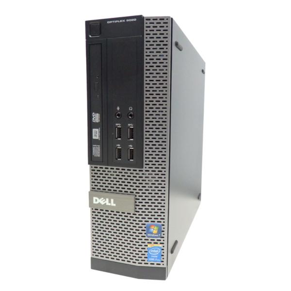 中古 パソコン ★ DELL OptiPlex 9020SF 省スペース デスクトップ 高性能 4コア WPS Office付き Windows10 Home 【Core i5-4590/8GB/500GB/MULTI】