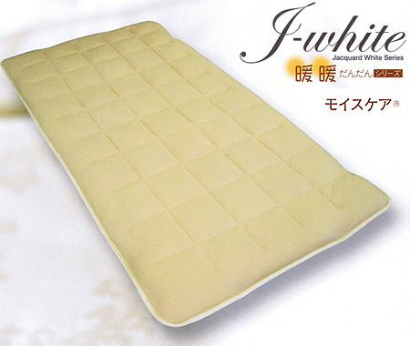 J-white 発熱敷きパッド /キング