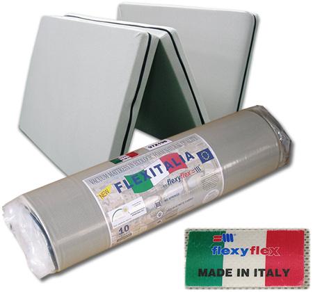 【エントリーで全品P5-15倍】イタリア製マットレス「ニューフレックスイタリア」/シングル …送料無料…