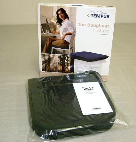 TEMPUR テンピュール/ドーナツクッション(40cm幅・円座) …送料無料…