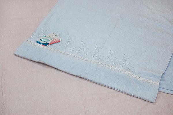 Cut pile towelling blanket 6-MSM-7849 / single of Nishikawa