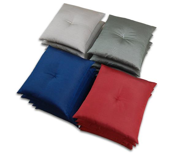 紬絹交織冬座布団 期間限定特別価格 5枚組 予約 59×63 八端判