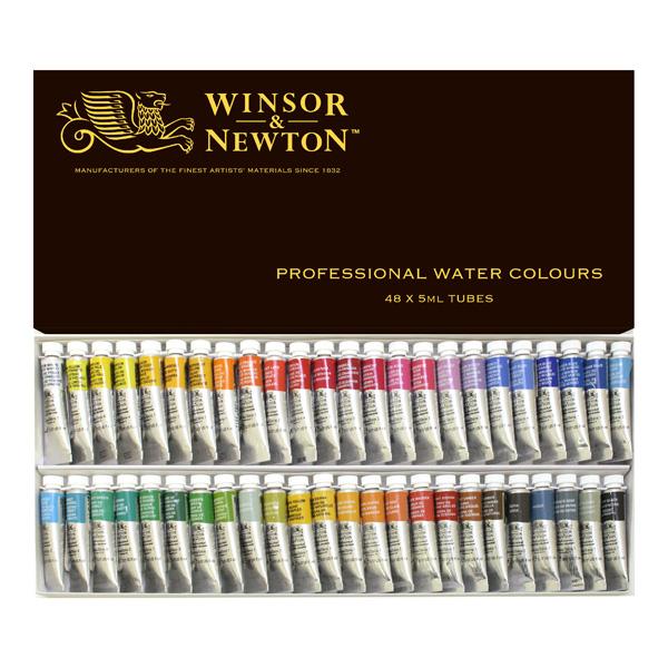 画材 値下げ 画材セット 絵の具 安心の実績 高価 買取 強化中 セット 水彩絵の具 ニュートン水彩絵具セット 48色セット ウィンザー