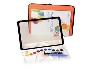 水彩スケッチツール ダブレット A4 スターターキット プレミアム