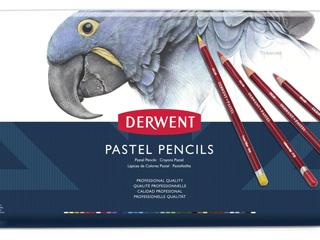 ダーウェント・パステルペンシル36色セット
