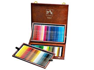 カランダッシュ色鉛筆 パブロ 120色セット(木箱入)