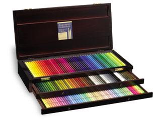 ホルベイン・アーチスト色鉛筆全150色セット 木函入