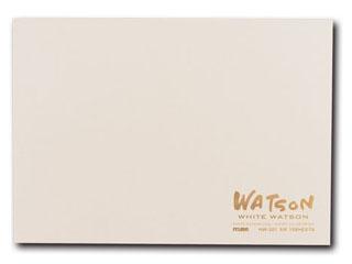 画材 スケッチブック 水彩紙 水彩紙スケッチブック ホワイトワトソンブロック HW-306 15枚 F6 SEAL限定商品 超特厚口 ご予約品