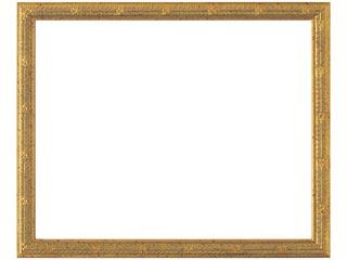 木製デッサン額 MS160 金箔色フレーム(ガラス付) 大全紙