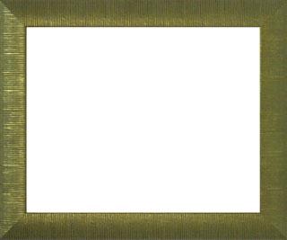 樹脂製デッサン額 SF300 金箔色フレーム(アクリル付) 大全紙