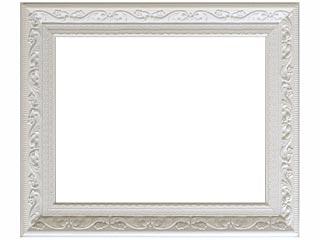 樹脂製デッサン額 SF410 ホワイト色フレーム(アクリル付) 大全紙