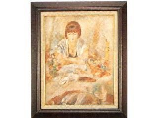 ルーシー・クローグの肖像(パスキン) P10号