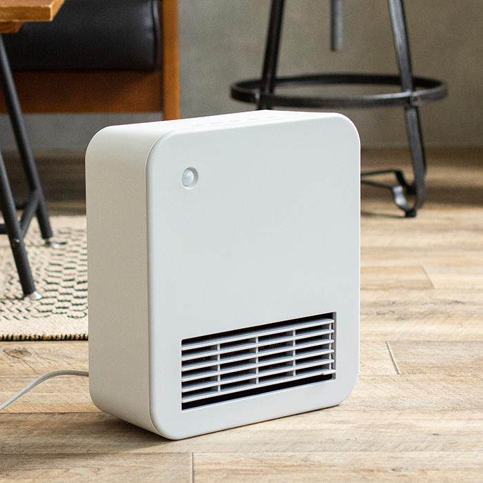 人感センサー付 セラミックヒーター CH-T1837