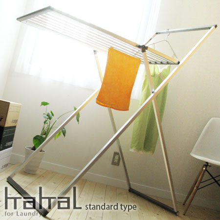 kakal(カカル) ランドリースタンド standard type (物干し 室内物干 室内もの干し 折り畳み 折りたたみ 部屋干し)