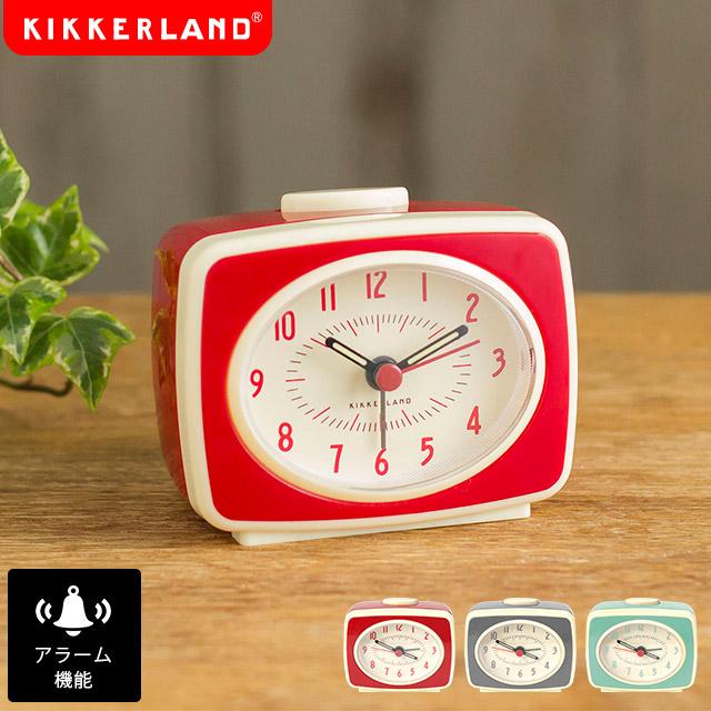 kikkerland/クラシックアラームクロック