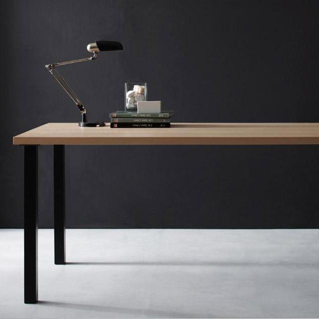 デザイナーズ ダイニングテーブル JOSE ジョゼ 150 (ダイニングテーブルセット ダイニングセット 4人用ダイニングテーブル ダイニングテーブル おしゃれ 北欧 モダン 木製 食卓 カフェ)