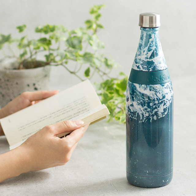 aladdin アラジン 水筒 フレスコ クールボトル