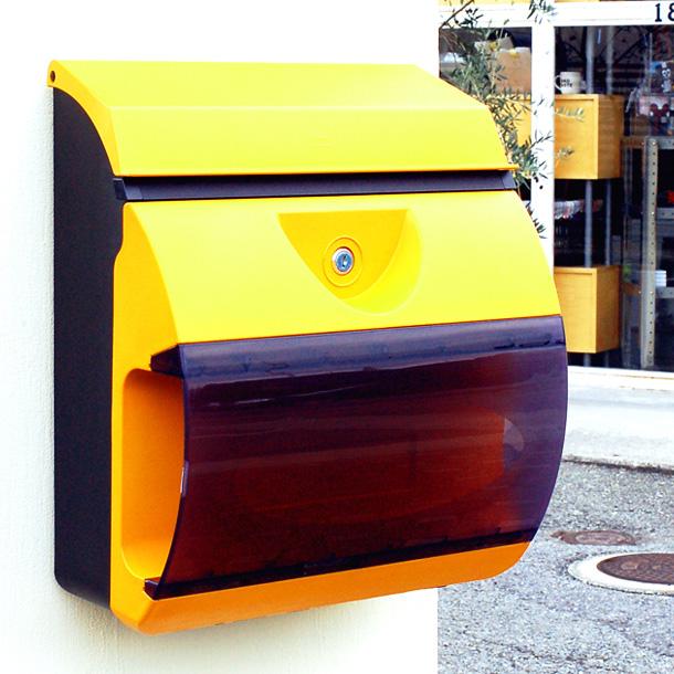 ユーロメールボックス コレオ (郵便受け ポスト mailbox 郵便ポスト レターボックス 鍵付き 郵便受け 壁付け 鍵付きポスト 壁掛けポスト デザインポスト シンプルポスト)