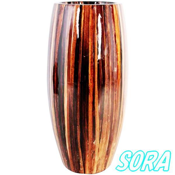 鼓型プランター大(アバカ) 47*120cm