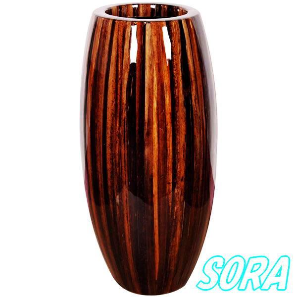 鼓型プランター中(アバカ) 47*95cm