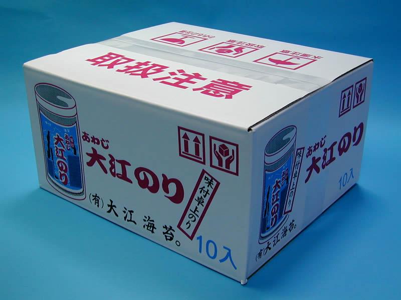 あわじ大江のり10本入り6箱セット
