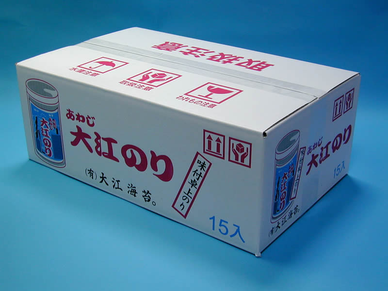あわじ大江のり15本入り4箱セット