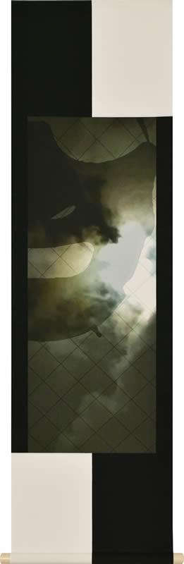 ネオジャポ掛軸シリーズデザイナーによる掛軸アートジャコモ ヴァレンティーニ