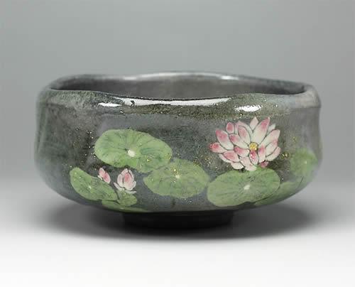 茶碗2012年初春作品蓮の絵 茶碗, e-BRAND:ac51d367 --- sunward.msk.ru