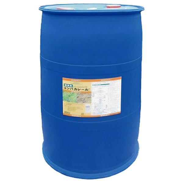 アイアグリ グリホサート41%除草剤 コンパカレール 200L ※代引発送は不可です