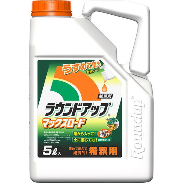 日産化学 除草剤 ラウンドアップマックスロード 5L