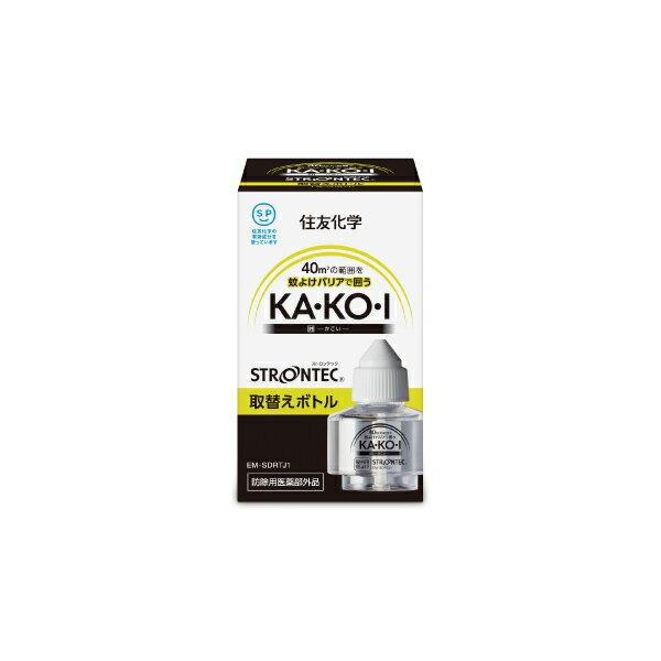 STRONTEC 屋外用蚊よけ KA・KO・I 取替ボトル 36個入(ケース販売) 住化エンバイロメンタルサイエンス