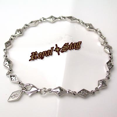 (RoyalStag)ブレスレット アレンジシルバー ブレスレット SBR23-003(e-宝石屋)ジュエリー 通販 ギフト 絆 jbcj
