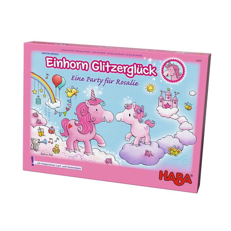 雲の上のユニコーン 国際ブランド デラックスHA302767 クーポン配布中 すごろく ハバ社 ドイツ ゲーム アイテム勢ぞろい 玩具 ボードゲーム 知育 おもちゃ