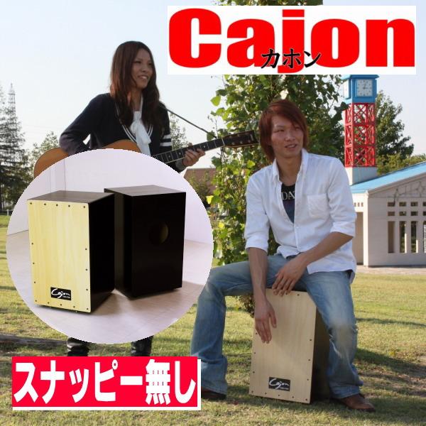 打楽器 カホン Cajon(スナッピー無)【代引不可】